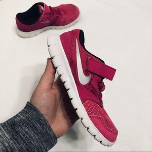 Girl's Nike Flex Experience 3 PSV Shoes
